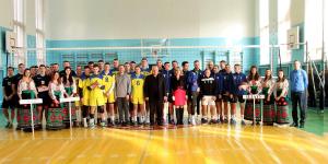 Триває ІІ тур Чемпіонату України з волейболу