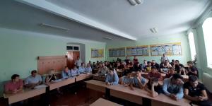 Студентська науково-практична конференція за результатами проходження виробничої практики студентами денної форми навчання спеціальності 141 «Електроенергетика, електротехніка та електромеханіка»