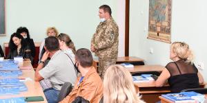 Урочисте відкриття проєкту «Норвегія – Україна» у ПДАТУ