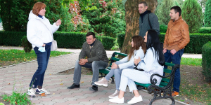 Соціально-психологічна робота з військовослужбовцями